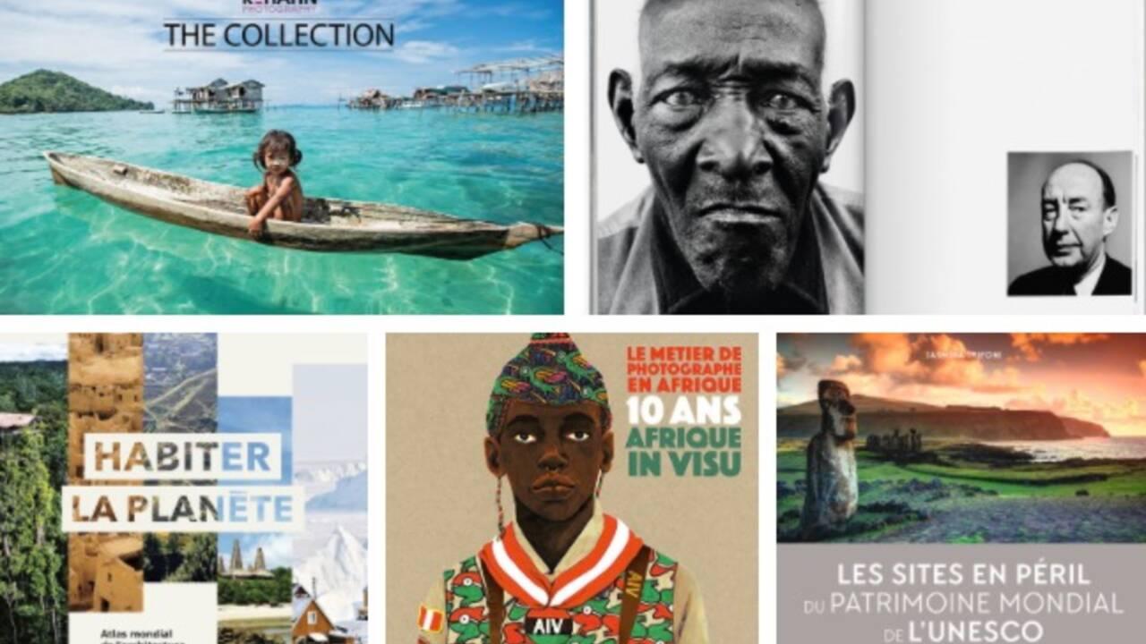 Notre sélection de beaux livres à offrir en cette fin d'année