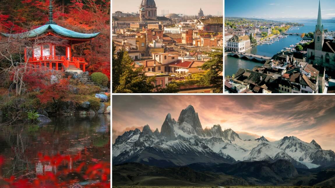 SONDAGE - Dans quel pays rêveriez-vous de vivre ?