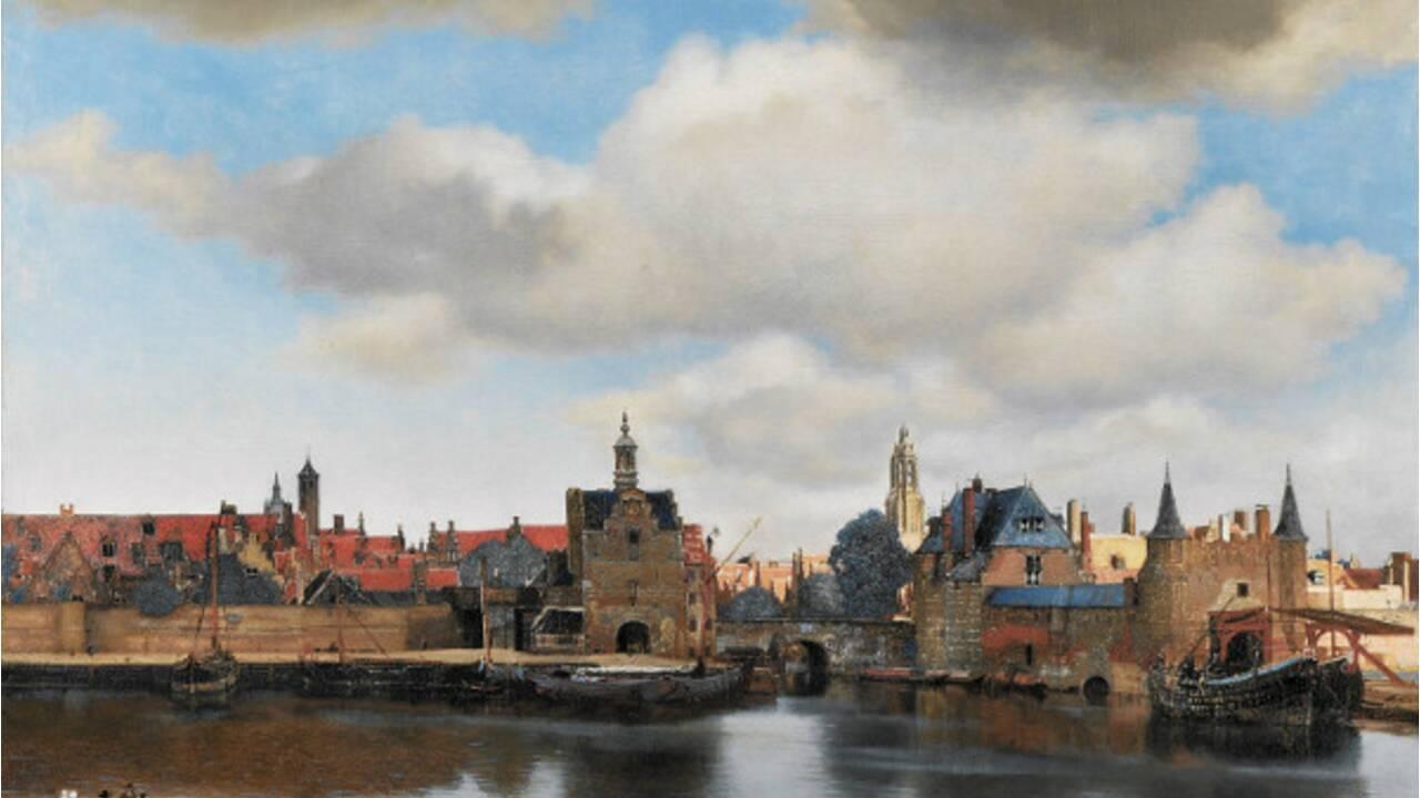 Vermeer, maître de la peinture néerlandaise