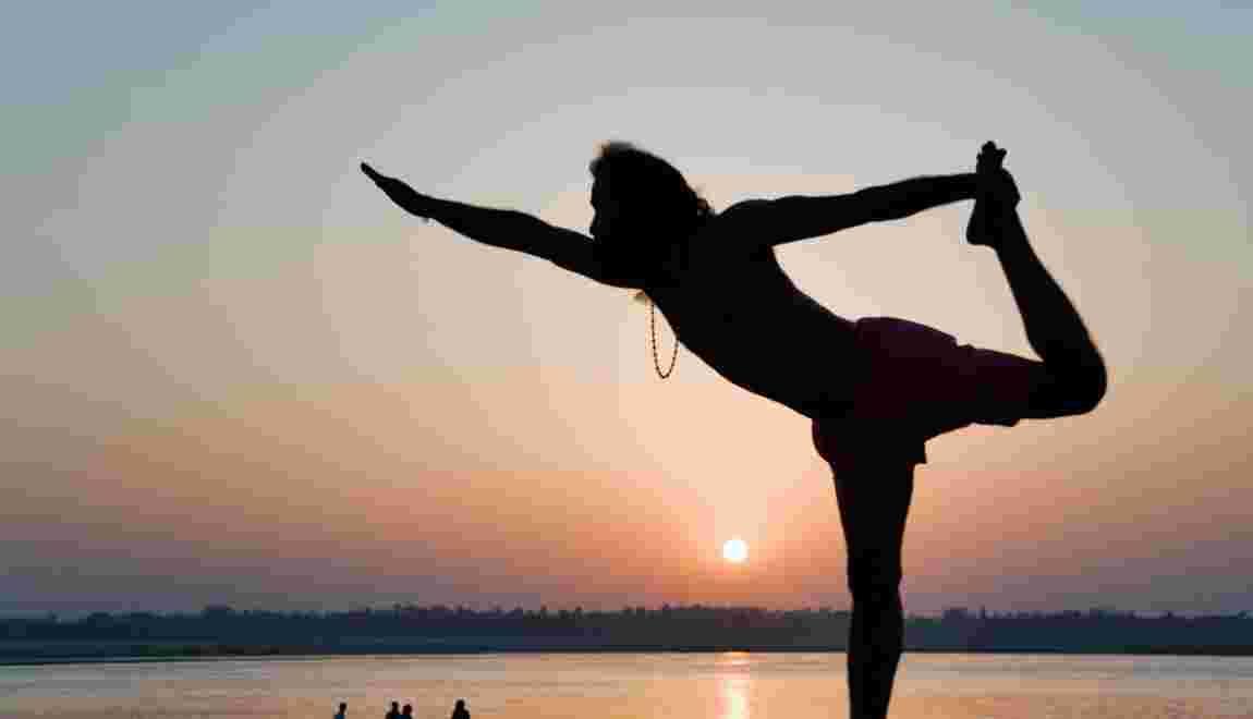 L'Inde étend son pouvoir grâce au yoga