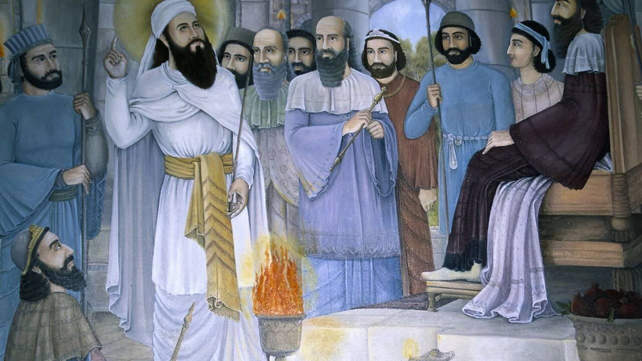 Iran : Zarathoustra, le prophète qui fait peur aux mollahs