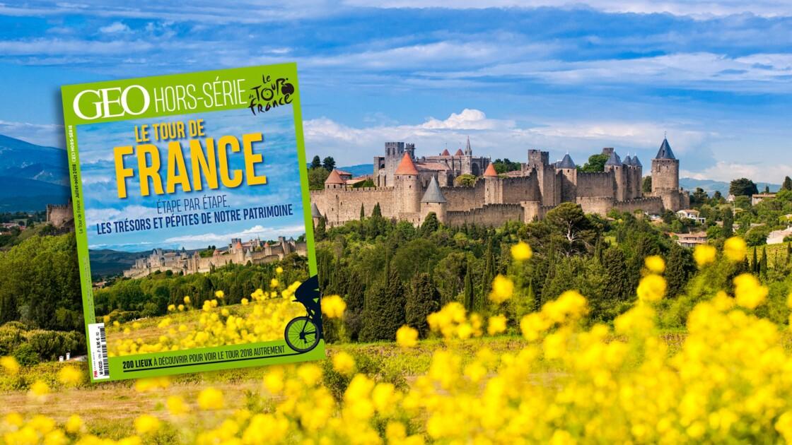 Le Tour de France étape par étape dans le nouveau hors-série GEO