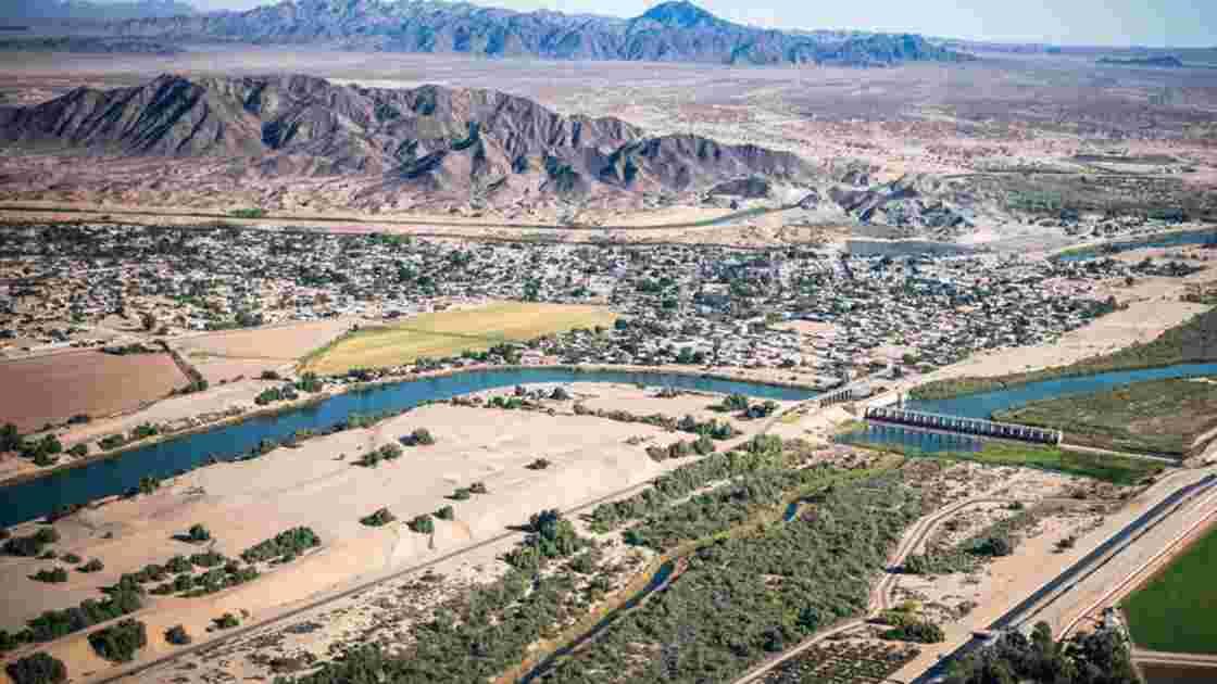 VIDÉO - Le Colorado, un fleuve au bout du rouleau