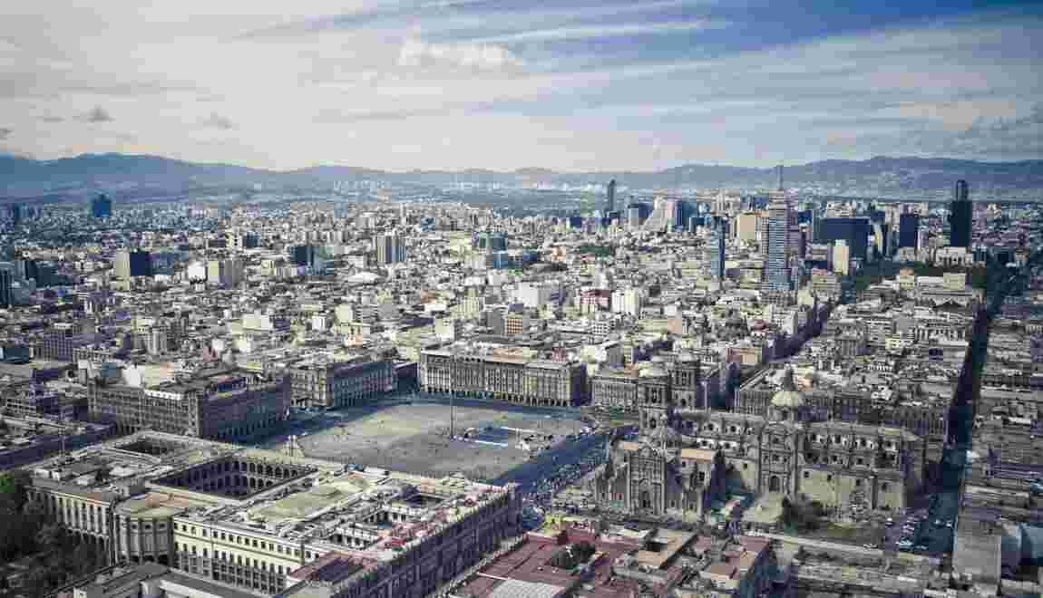 Mexique : Mexico, capitale de la démesure