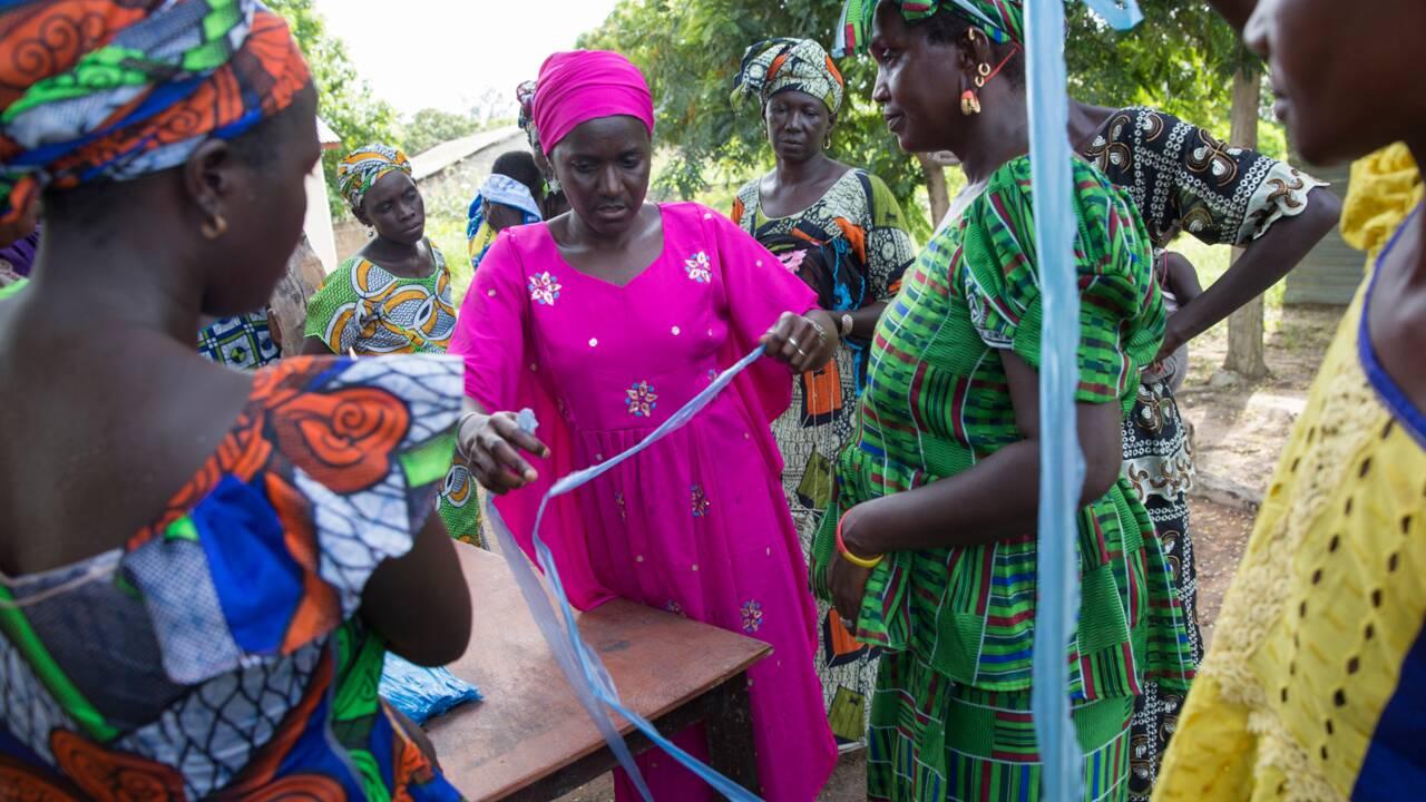 VIDÉO : Isatou Ceesay, pionnière du recyclage en Gambie