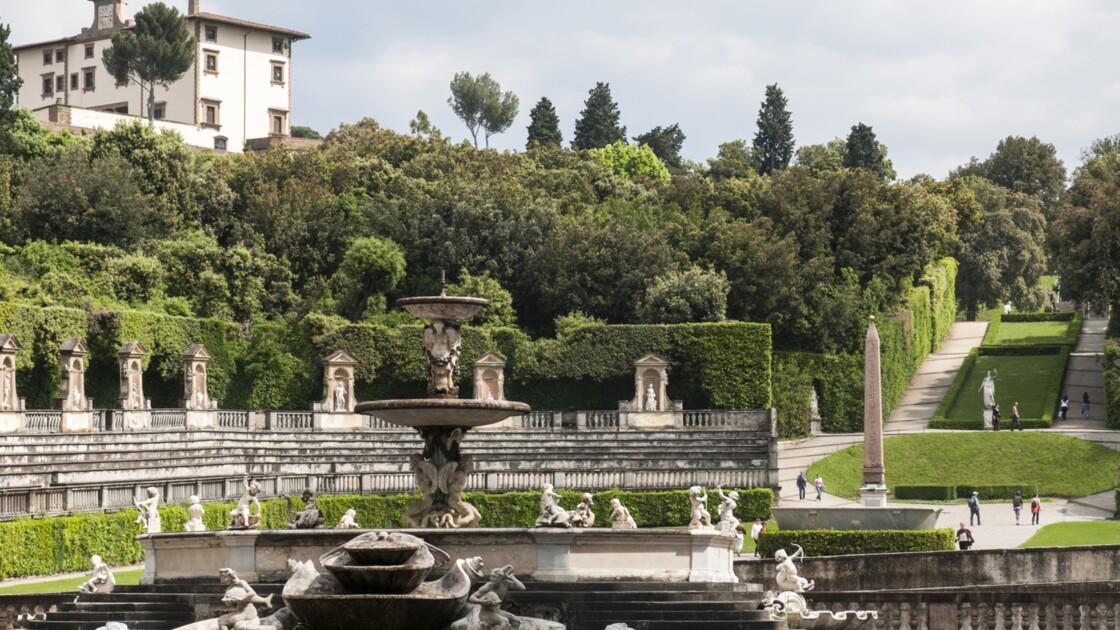 PHOTOS : Les hauts lieux de la Renaissance dans la Florence d'aujourd'hui