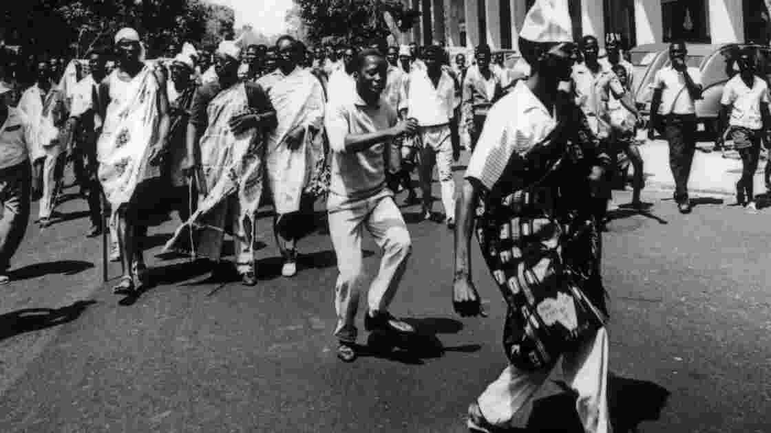 L'Afrique au temps des colonies : du premier comptoir aux indépendances
