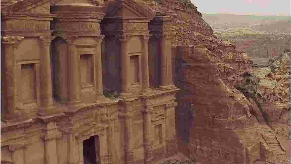 VIDÉO : En Jordanie, images époustouflantes d'un patrimoine millénaire