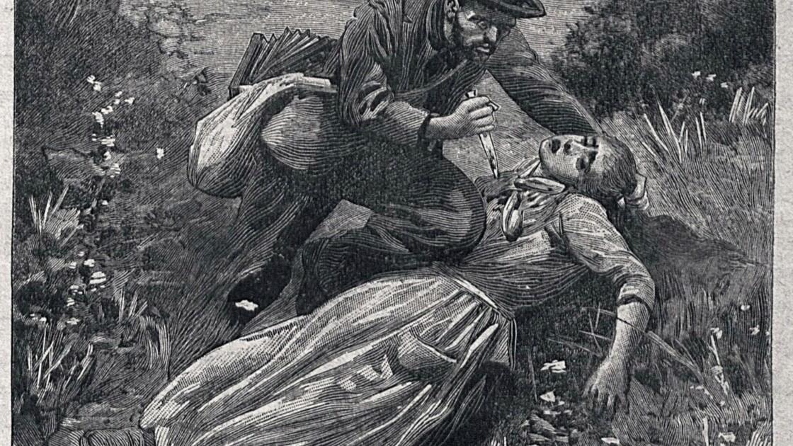 Itinéraire de Vacher, le premier tueur en série français