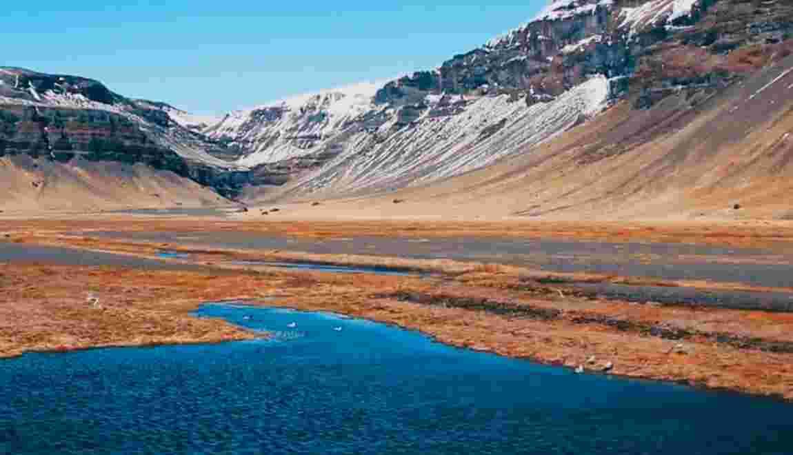 VIDÉO : Symphonie islandaise, un voyage sonore en terre de glace et de feu