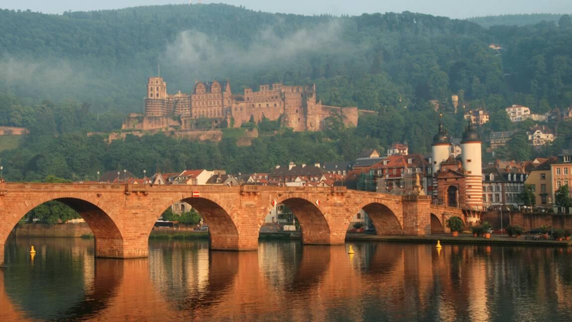 Heidelberg, la romantique