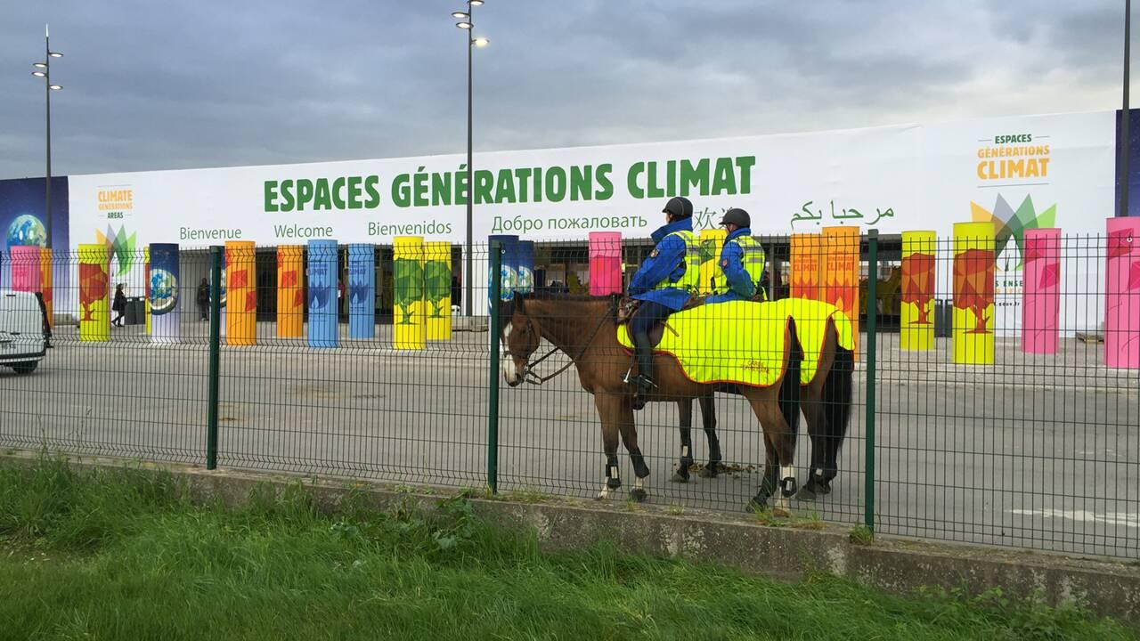 PHOTOS : Visite en images de la COP21