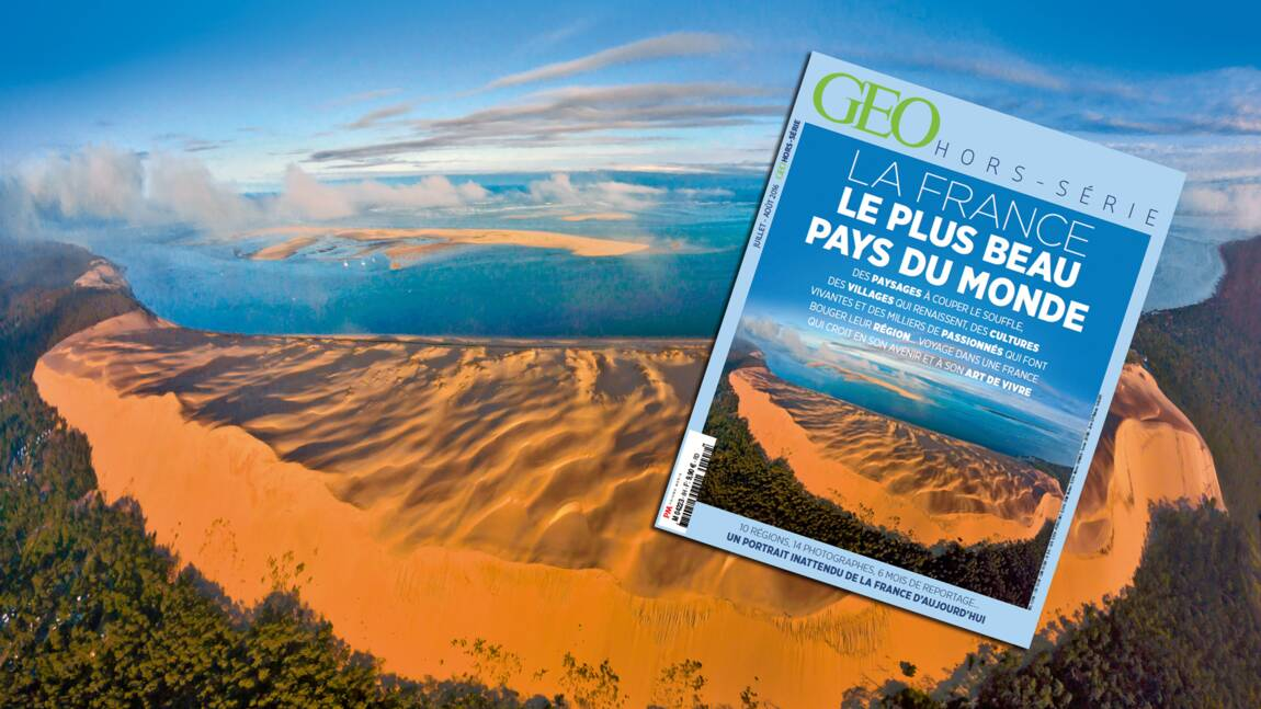 La France, plus beau pays du monde, dans le nouveau hors-série GEO Collection