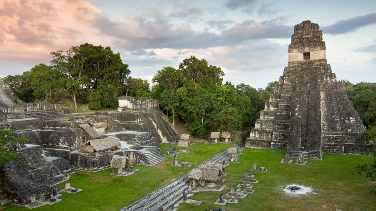 Tikal, la capitale des Mayas