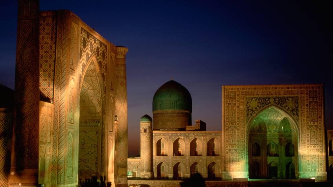 Ouzbékistan : Samarkand, au carrefour des cultures du monde