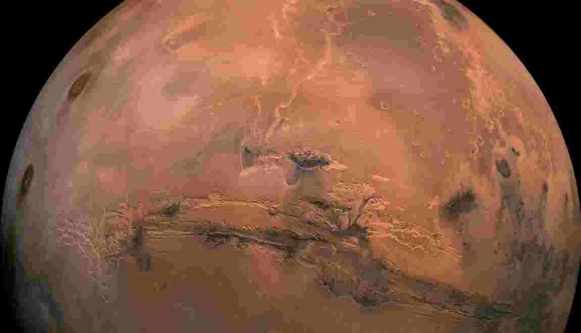 Quiz spécial Mars