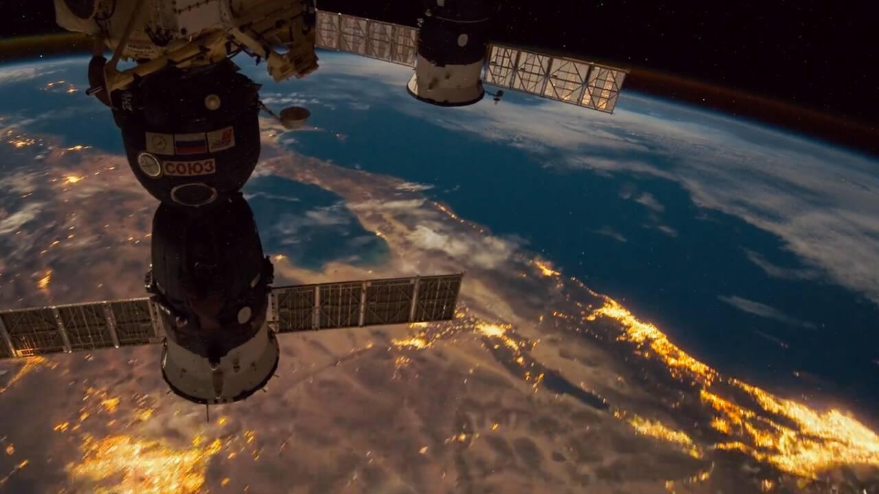 VIDÉO : La Terre vue de l'espace, un spectacle grandiose
