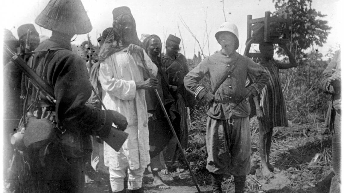 Samori Touré, l'empereur rebelle