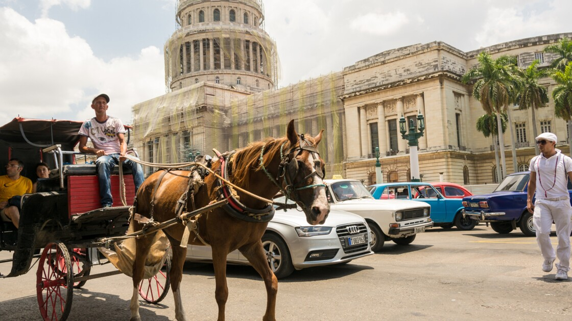 Un nouveau Cuba est en train de naître