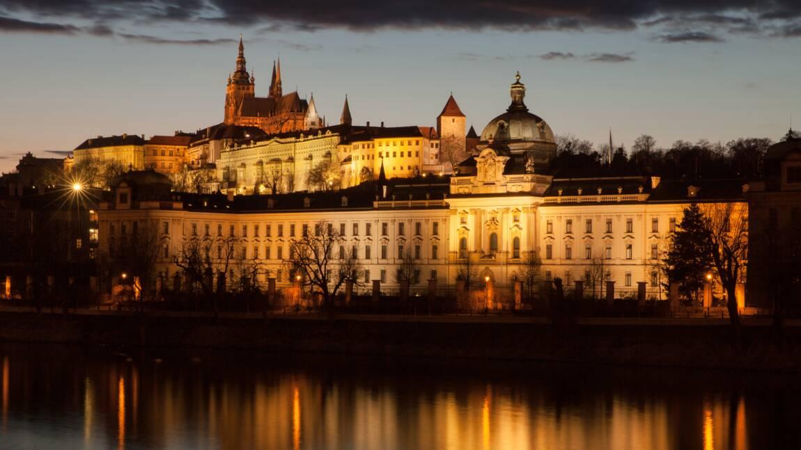 Le grand tour des châteaux, de l'Allemagne à la République tchèque