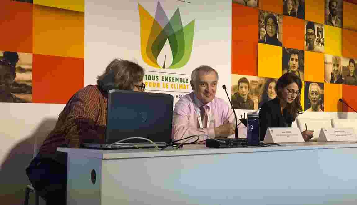 Jean Jouzel optimiste pour l'issue de la COP21