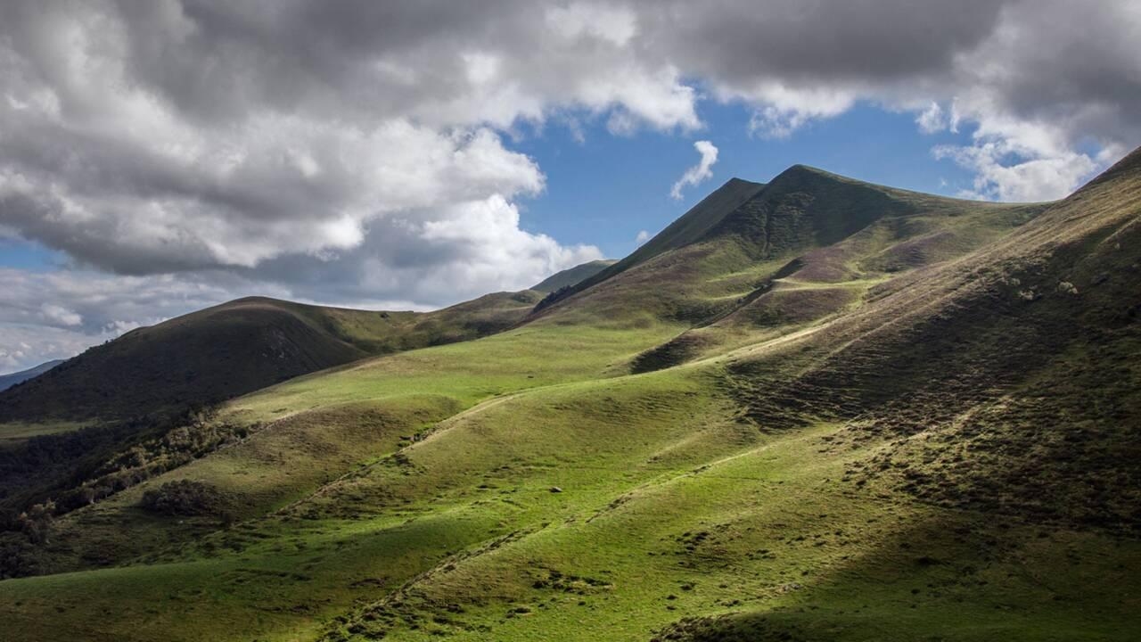 La France nature : l'Auvergne