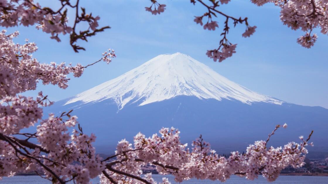 Au Japon, le Wi-Fi débarque sur le mont Fuji