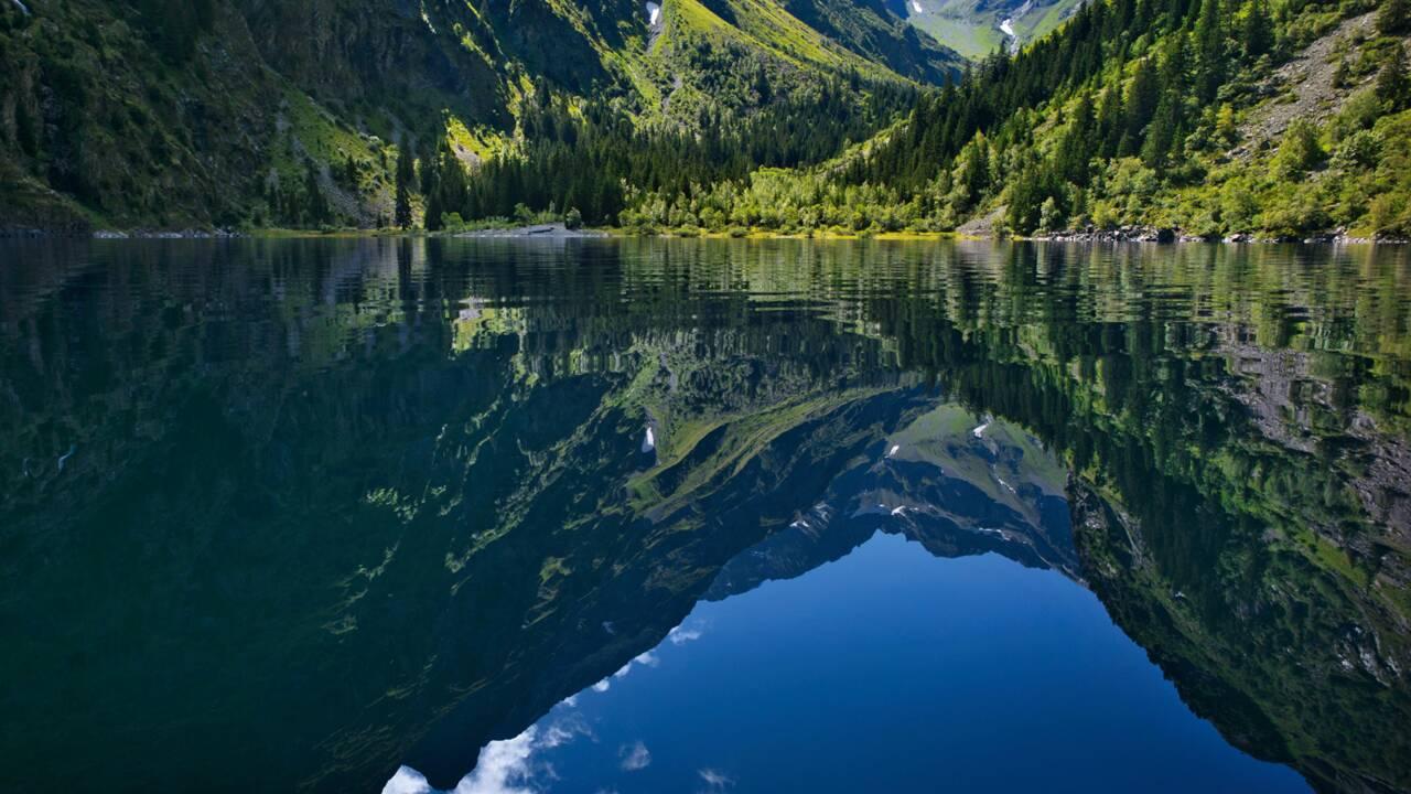 La France nature : les Alpes