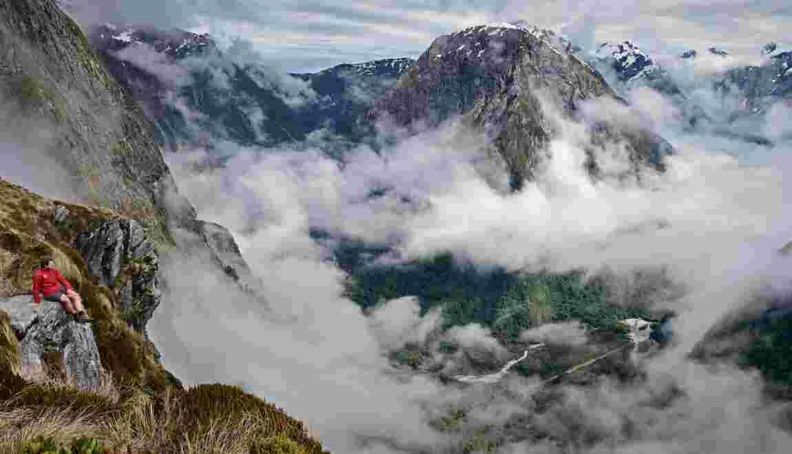 PHOTOS - Nouvelle-Zélande : Milford Track, la randonnée la plus convoitée du monde