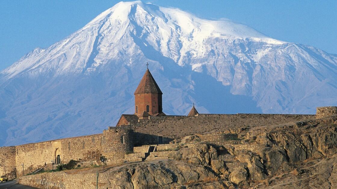 Turquie : le mont Ararat, le volcan aux neiges éternelles