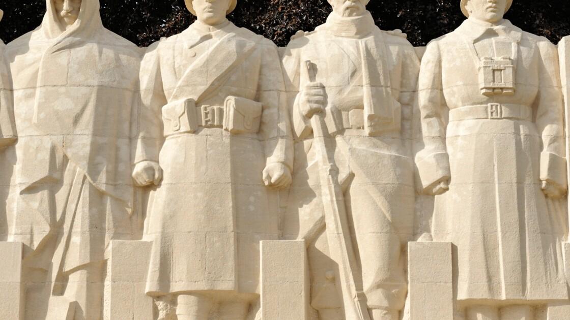 La Grande Guerre : l'impossible oubli