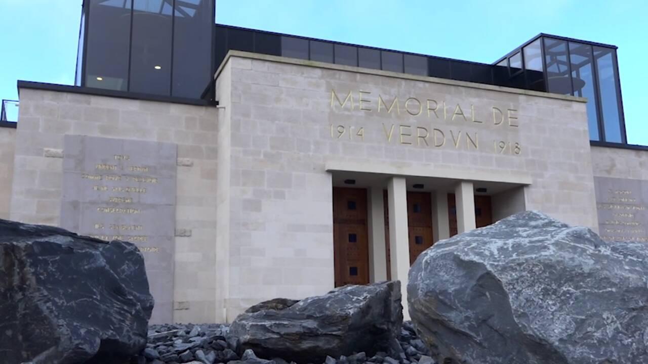 VIDÉO : Un tout nouveau mémorial pour Verdun