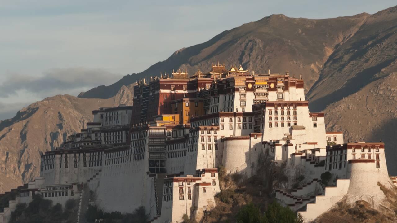 Le Potala, le lieu le plus sacré du Tibet