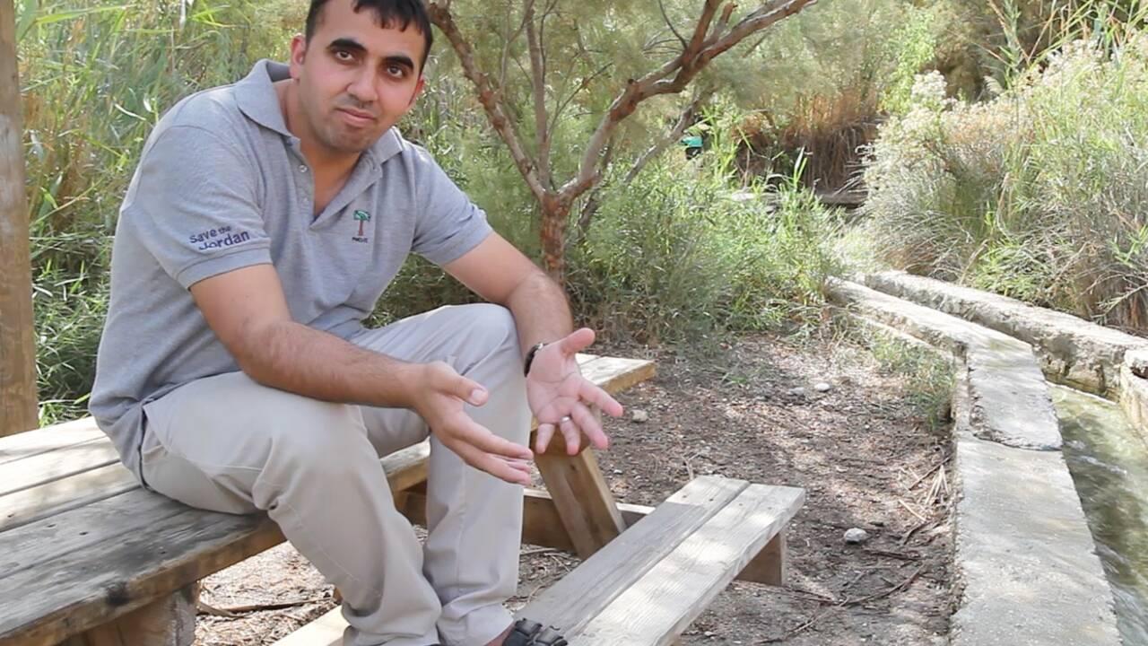 VIDÉO – L'apocalypse du Jourdain : le témoignage de Malek Abu Alfailat