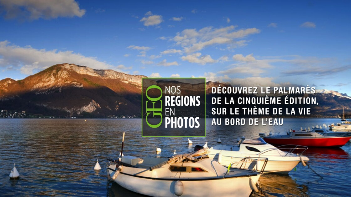 """Concours """"Nos régions en photos"""" : les gagnants de l'édition n°5 """"La vie au bord de l'eau"""""""