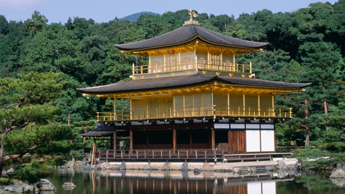 Japon : le Pavillon d'or, paradis bouddhique