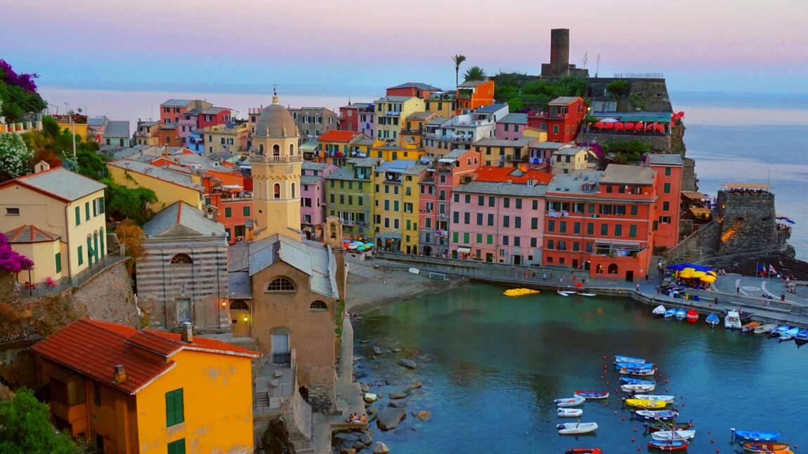Les Cinque Terre et le charme de la Ligurie