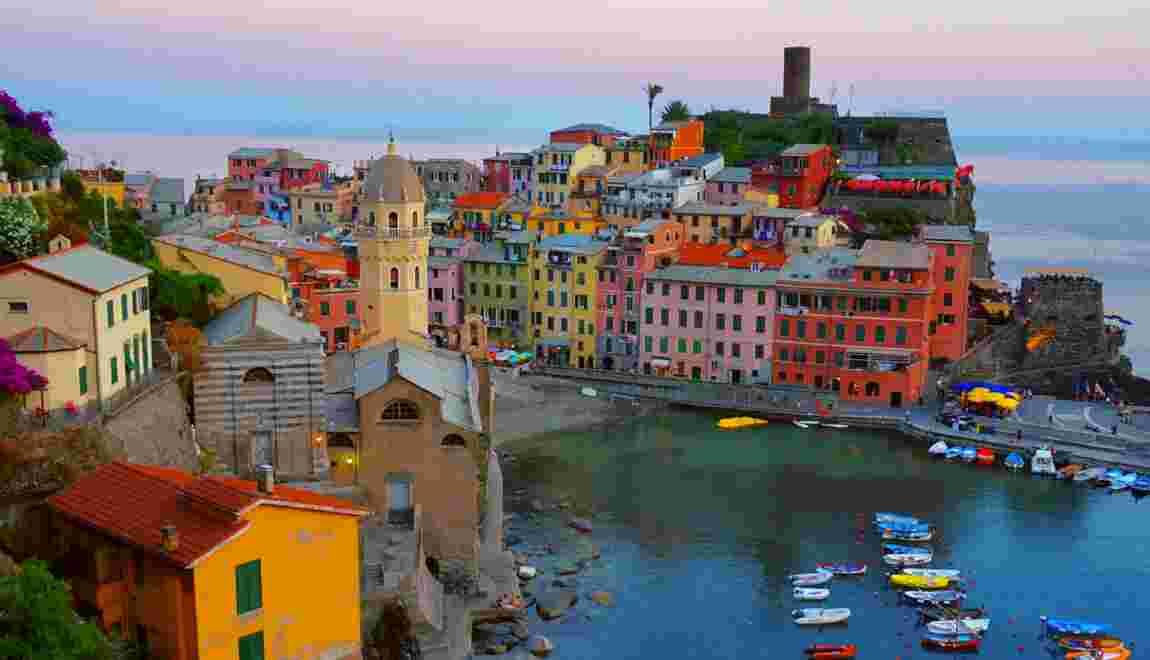 PHOTOS - Italie : le charme ligure des Cinque Terre