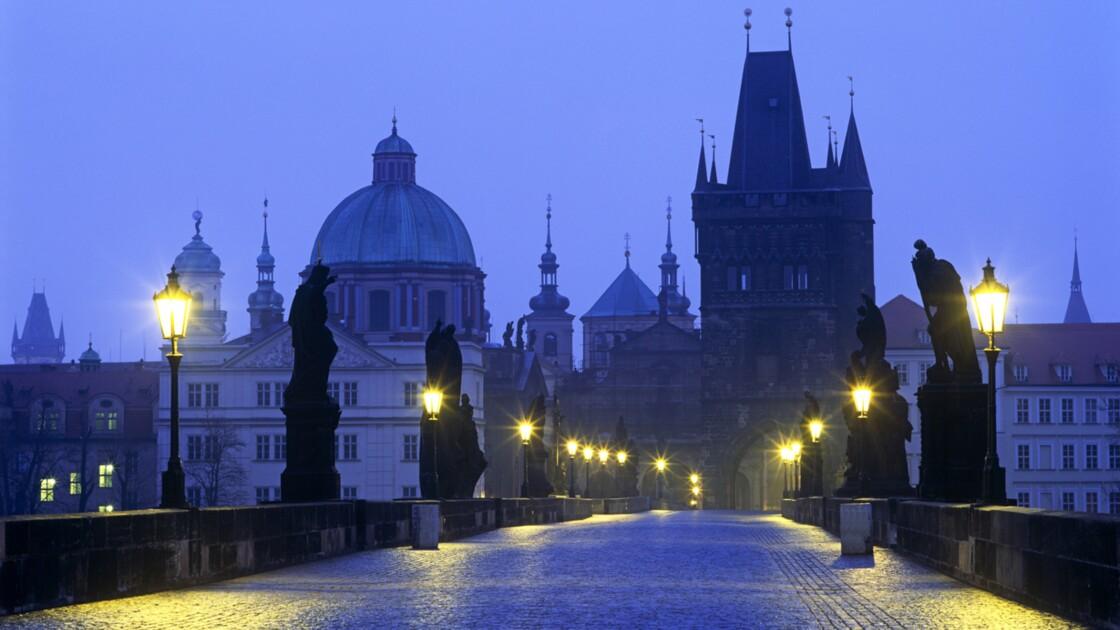Prague, ville de légendes et sortilèges