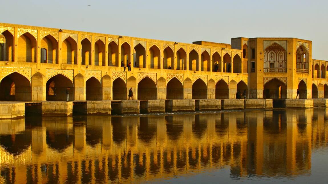 Iran : Ispahan, bâtie pour éblouir