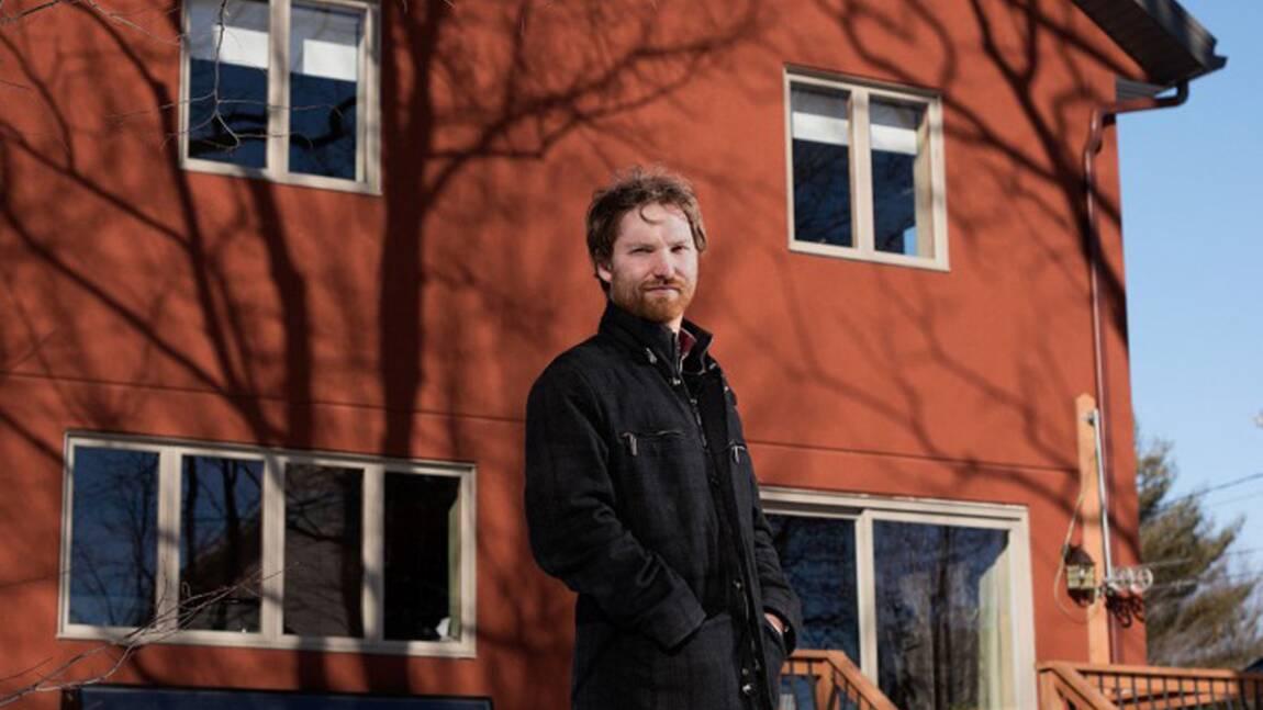 VIDÉO : Benoit Lavigueur, inventeur de la maison la plus écolo du Québec