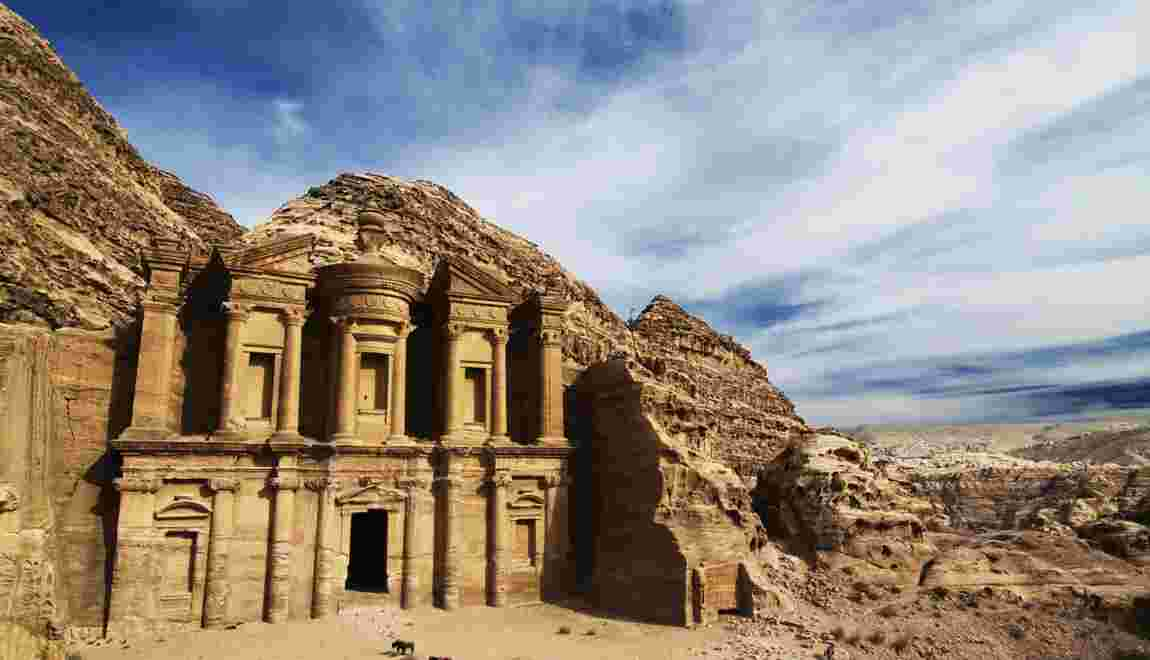 La magie de l'antique Pétra, en Jordanie