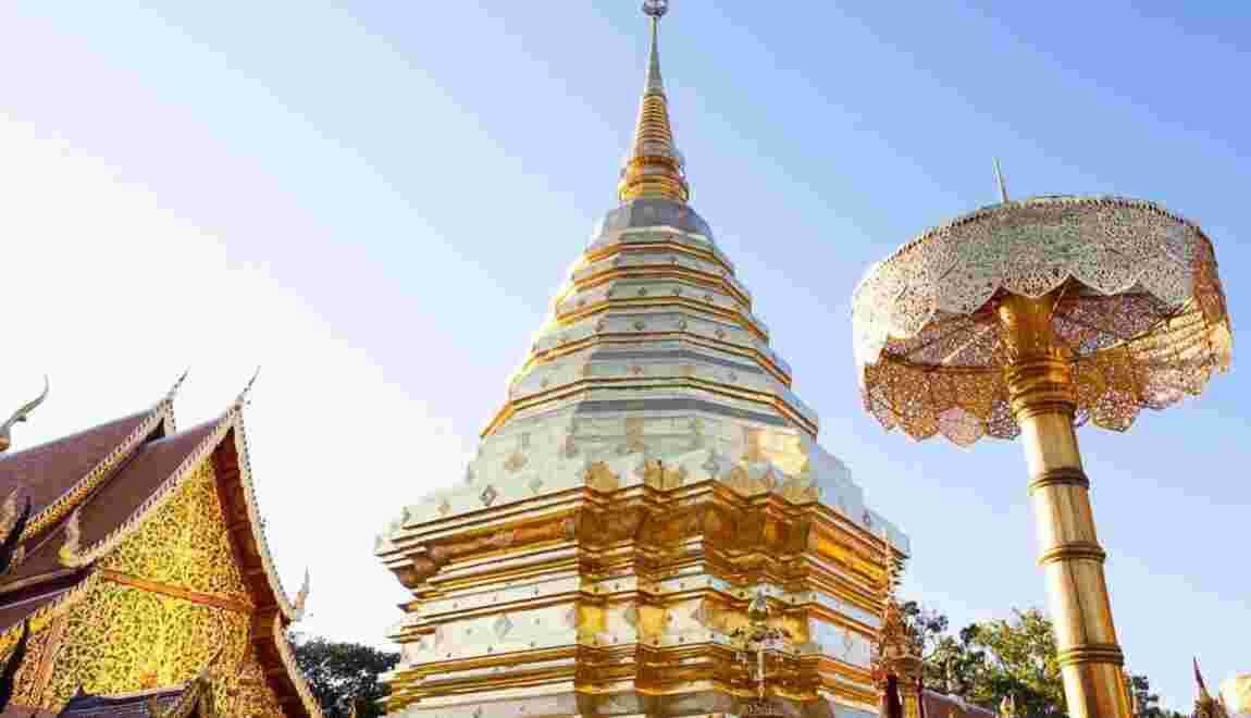 Cap sur Chiang Mai, au nord de la Thaïlande