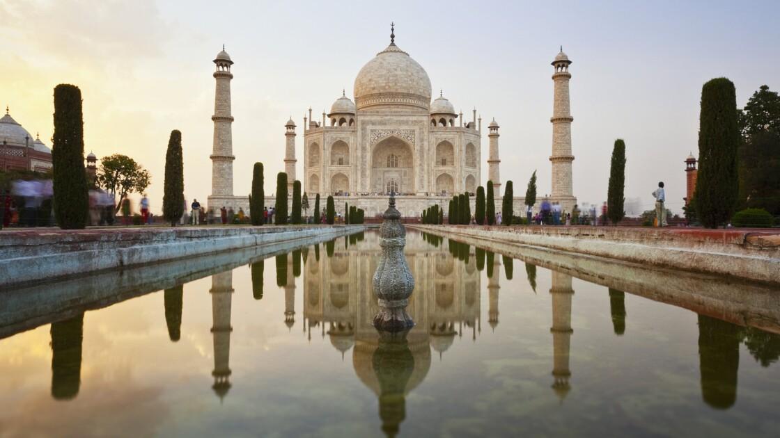 Le Taj Mahal, palais de l'amour