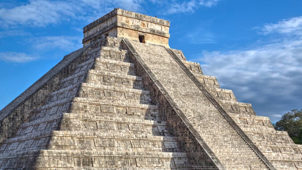 """Mexique : Chichén Itzá, l'une des """"nouvelles merveilles du monde"""""""