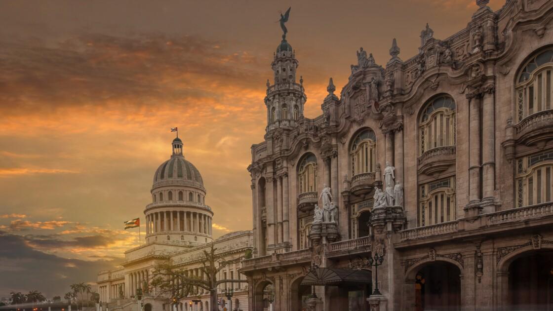 La Havane, la vieille dame chic