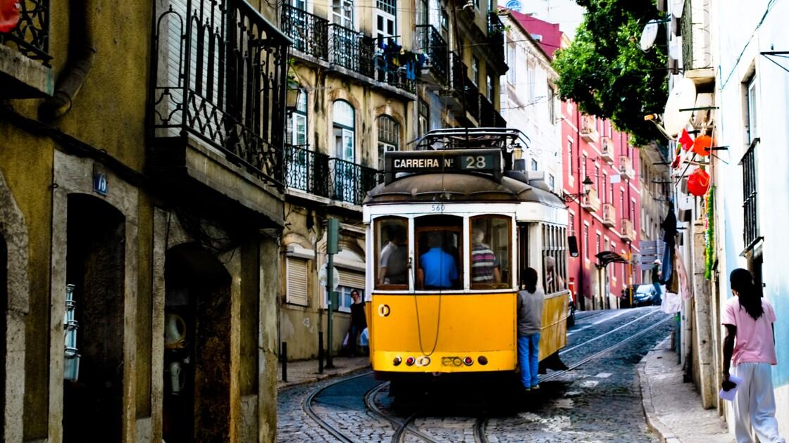 Photos Douze Raisons D Aller A Lisbonne L Irresistible Capitale Portugaise Geo Fr