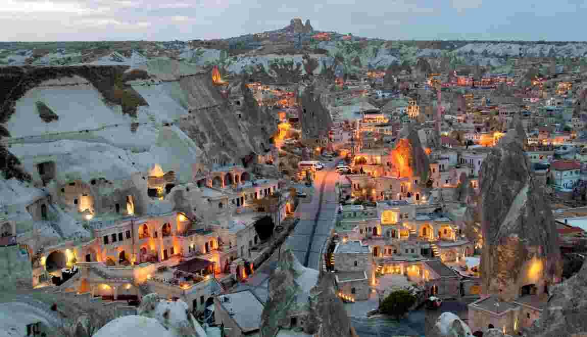 Turquie : Göreme, foyer du christianisme