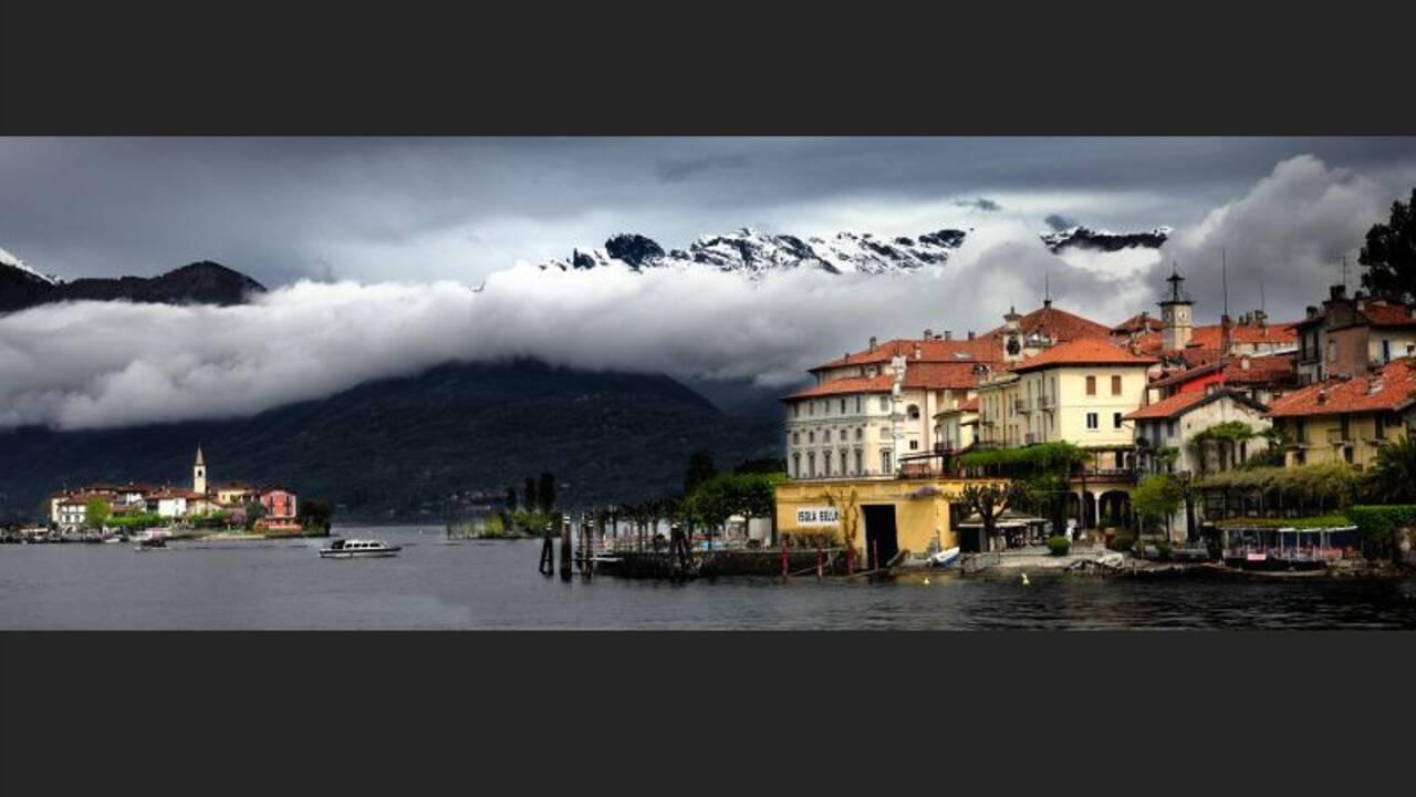 Italie : les îles Borromées du lac Majeur