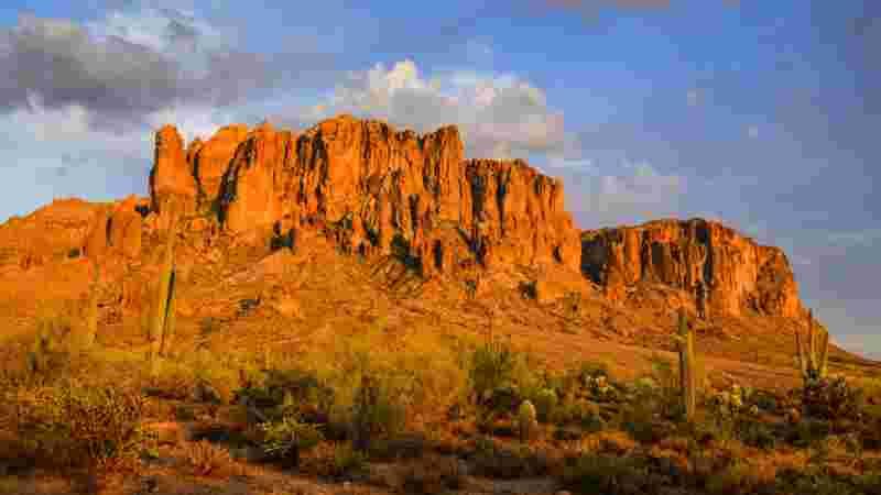 Datant d'un mineur en Arizona